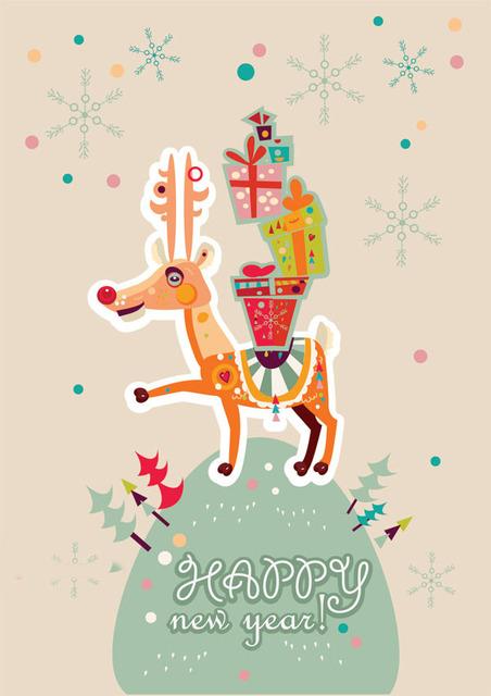 Смешные картинки на Новый год!
