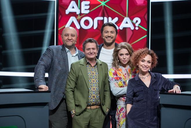 """Виктория Булитко в шоу """"Где логика?"""""""