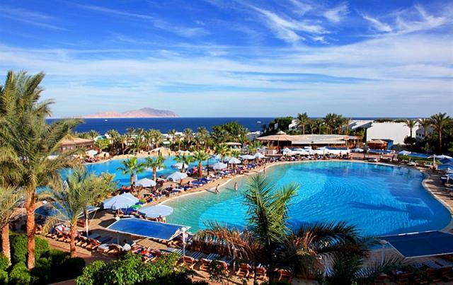 Найкращі готелі Шарм-ель-Шейха - SULTAN GARDENS Resort