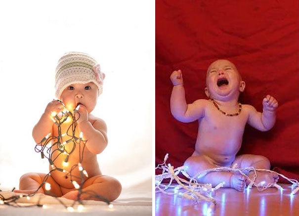 Детская фотосессия. Ожидание и реальность
