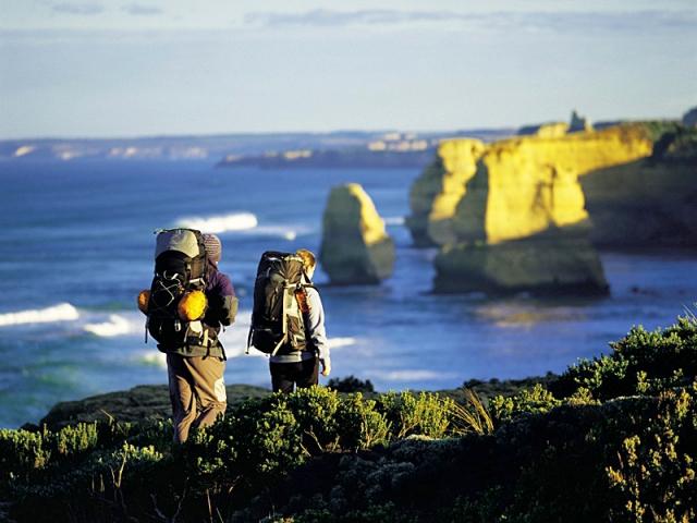 Незвичайні скелі: скелі 12 апостолів, Австралія