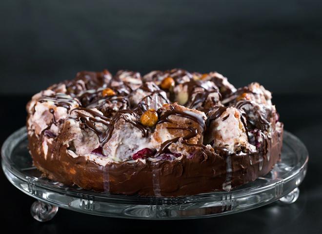 Новогодние торты рецепт пошагово с фото