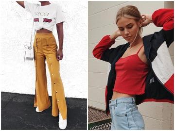 Одежда из 80-х