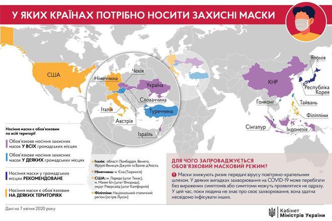 коронавирус у світі