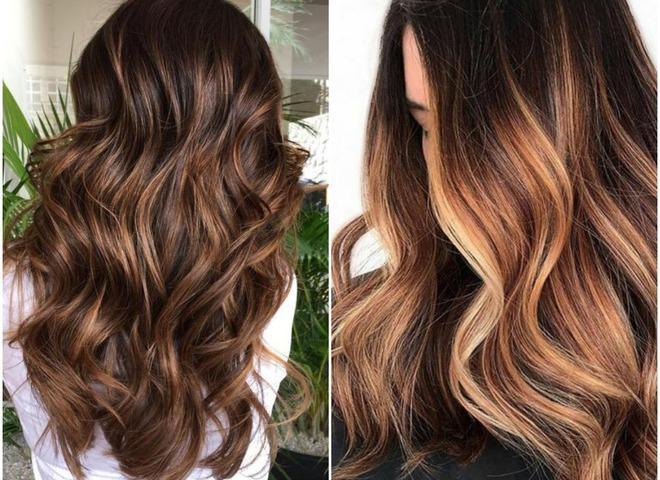 Окрашивание волос 2019: новая техника fallayage