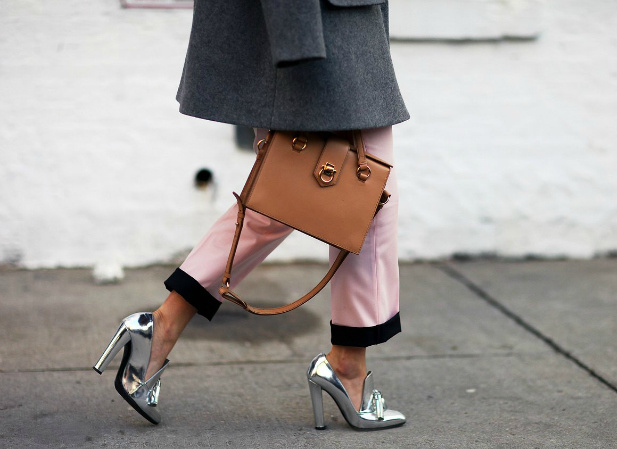 Туфлі на каблуках