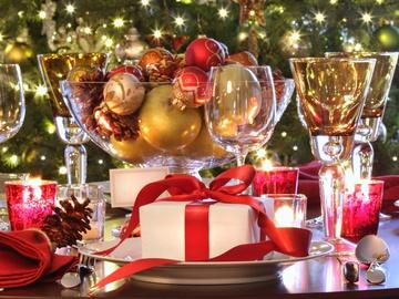 Смачного Нового року 2012!