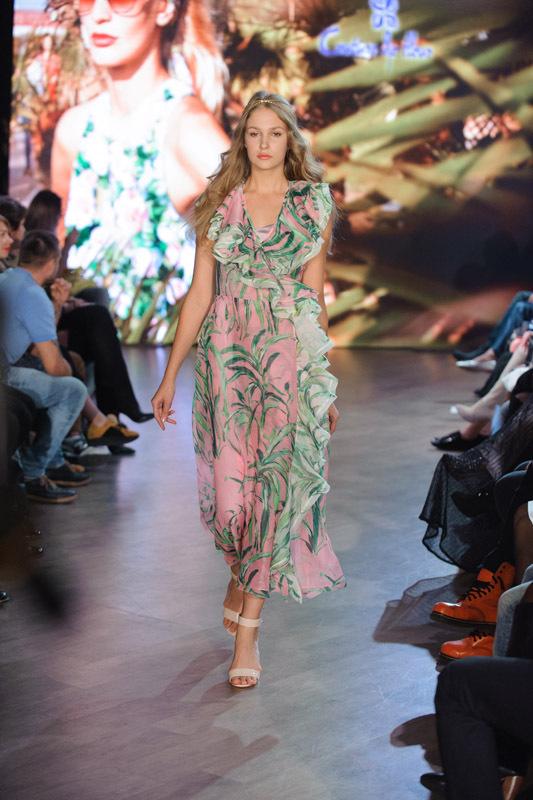 UFW SS 2017: коллекция Couture De Fleur