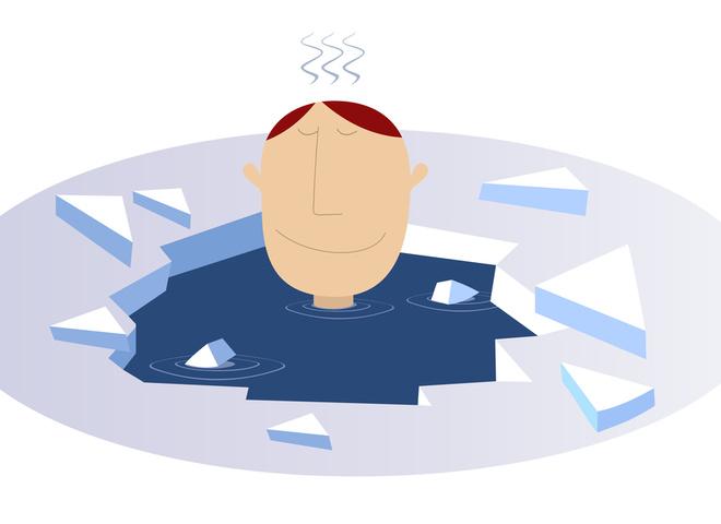 Крещение в проруби - правила