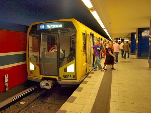 Найзаплутаніші метро світу: Берлін, Німеччина