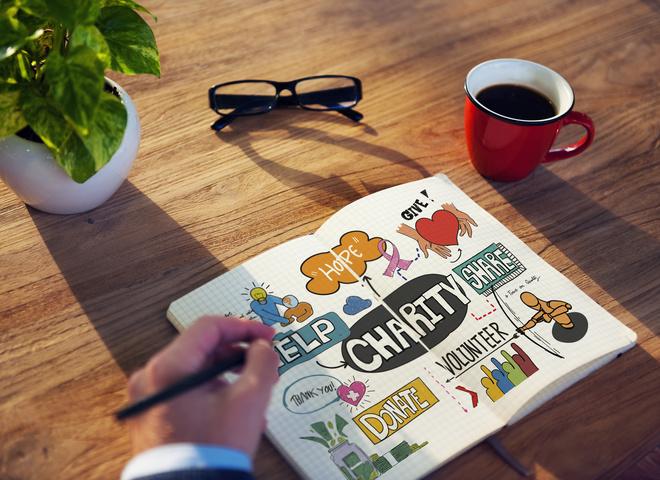 5 простих правил благодійності