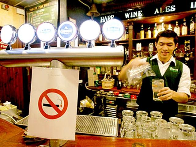 ТОП-5 країн, де краще не з'являтися з сигаретою: Таїланд