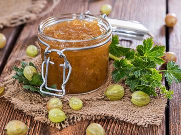 Крыжовник – заготовки на зиму, лучший способ сохранить витамины