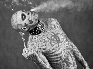 Зомби бой: лучшие фотосессии