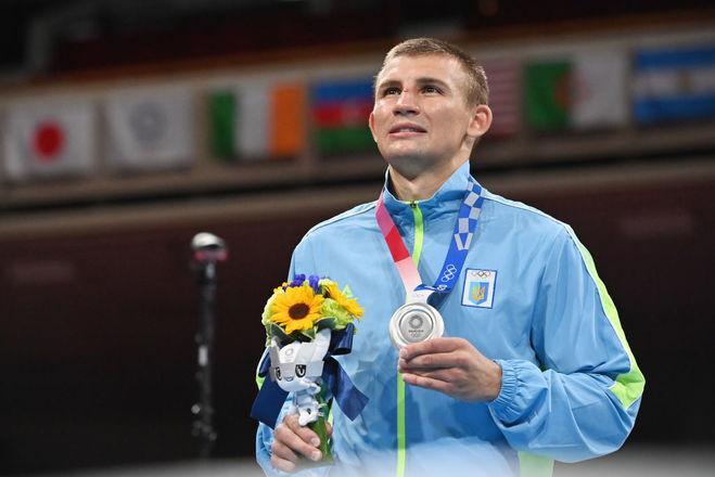 Олександр Хижняк, Олімпіада 2020