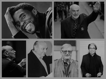 Известные личности, которые ушли из жизни в 2020-м году