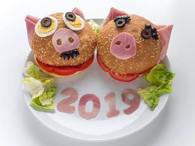 Рецепти страв на Новий рік 2019