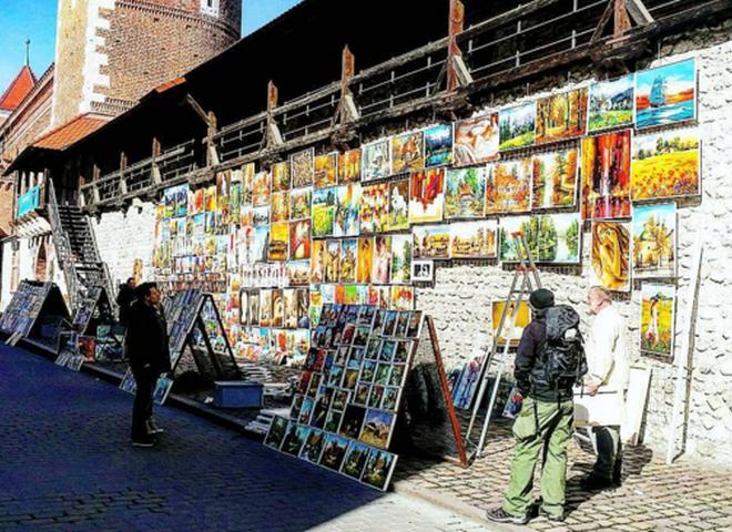 Що подивитися в Кракові: місто крізь фільтри Instagram