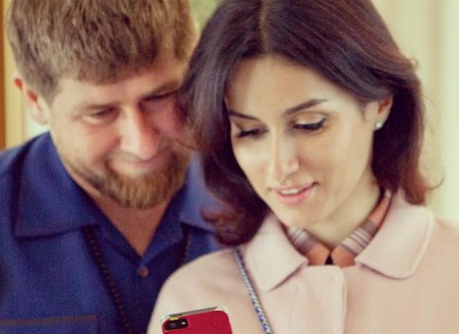 Тіна Канделакі і Рамзан Кадиров