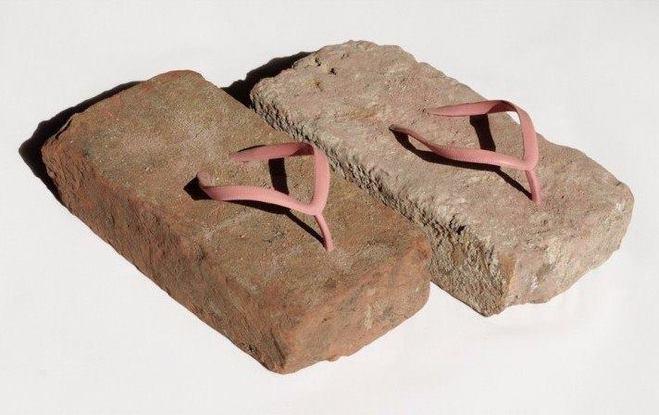 Любимая обувь моих соседей сверху