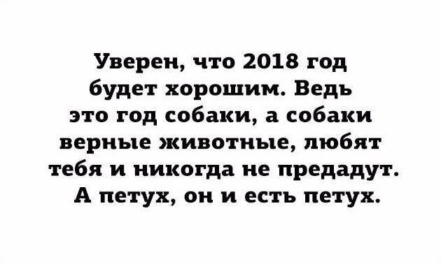 В ожидании Нового года 2018
