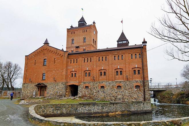 5 замків України