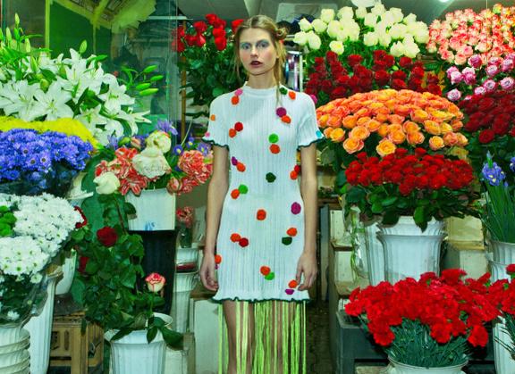 """YANA CHERVINSKA """"Підземні квіти"""""""
