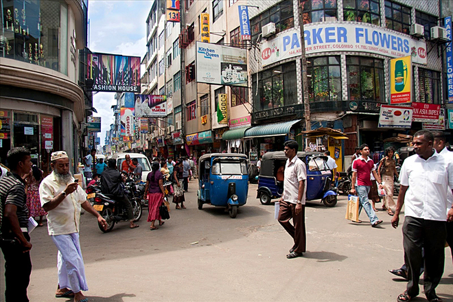 5 причин поїхати в Коломбо: район Петтах