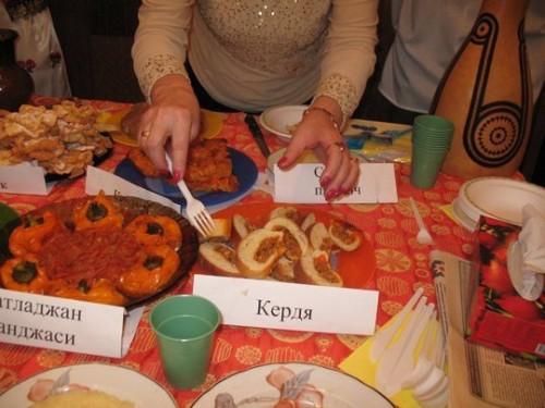 Особенности национальной кухни (ФОТО)