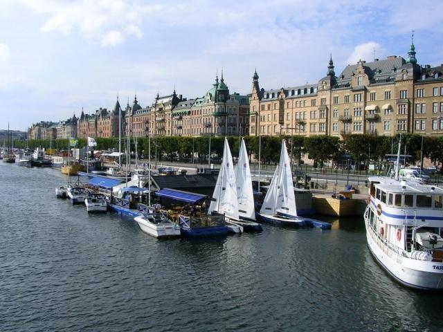 Гід по місту: ідеальний день в Стокгольмі