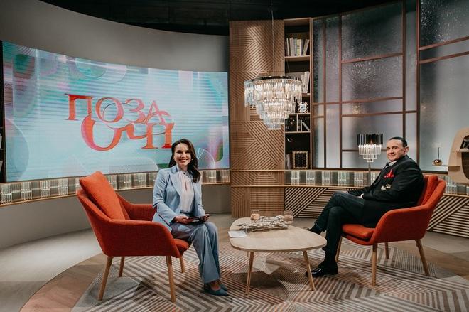 Анастасия Даугуле и Владимир Гришко