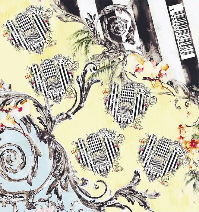 Пишите письма: Оливье Рустен разработал почтовые марки ко Дню Валентина