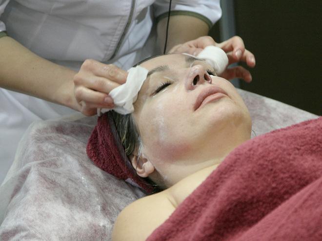Процедуры для лица