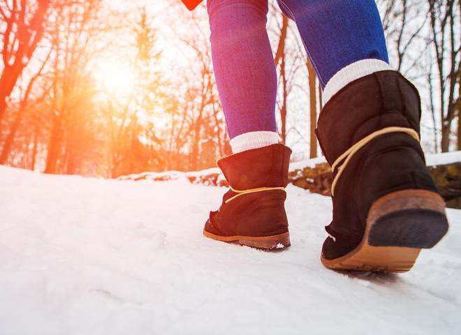 догляд за взуття взимку 1+1