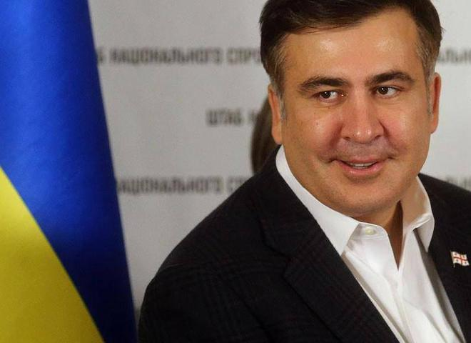 Михаіл Саакашвілі