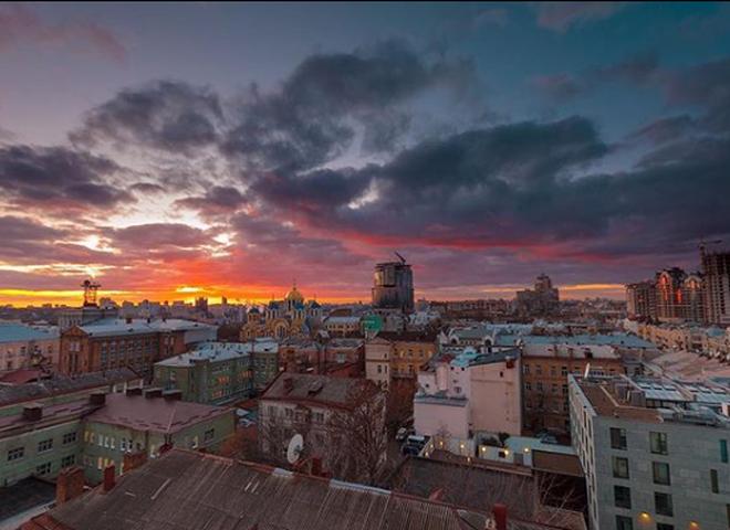 Україна в Instagram: дивовижна галерея