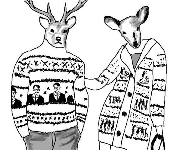 Оленья мода