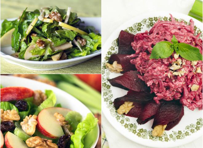 Что приготовить на Спас 2018: рецепты салатов с фото