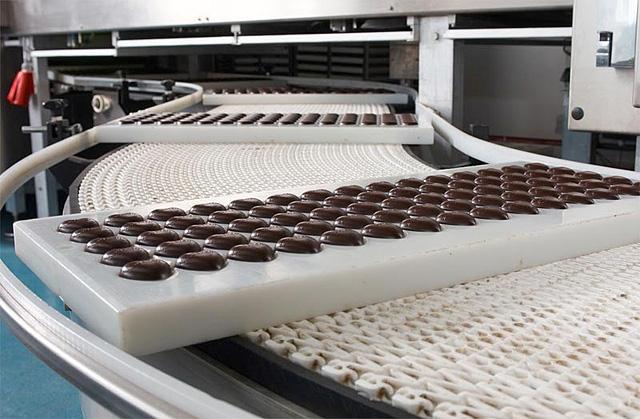 Фото шоколадная фабрика (Рошен, Киев)