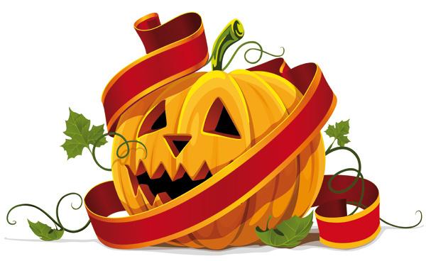 Тыковка к Хэллоуину