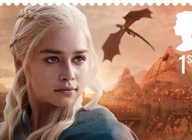 Игра престолов - марки