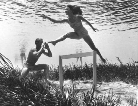 Прыжки в воде wow