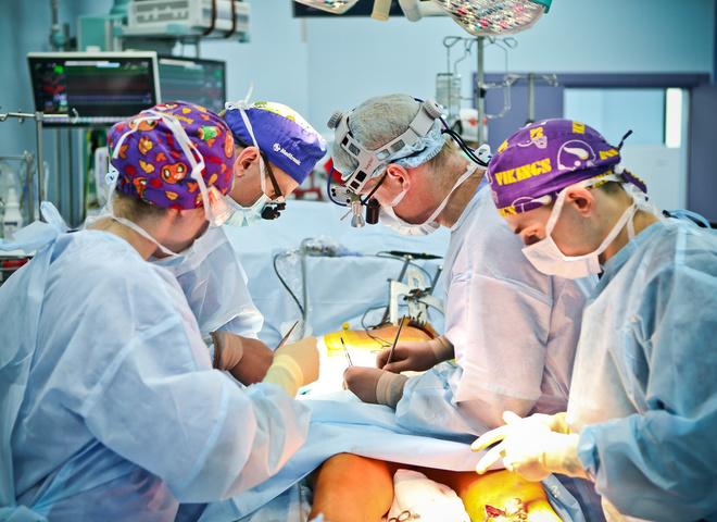 Операция на сердце через мини-разрез: 5 интересных фактов
