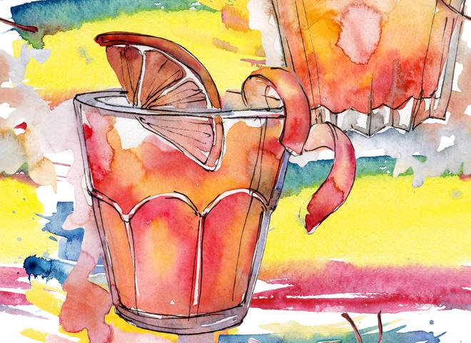 ТЕСТ: Який ти алкогольний коктейль?