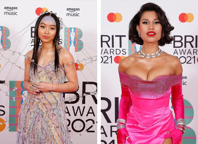 Найгірші образи Brit Awards 2021
