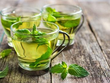 Натуральний чай для схуднення