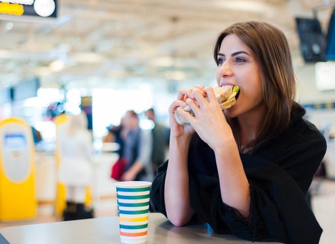 Аэропорты мира с самой вкусной и доступной едой