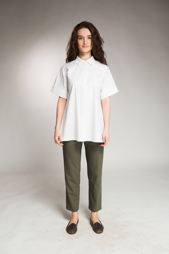 Белая рубашка 7ARROWS, 850 грн