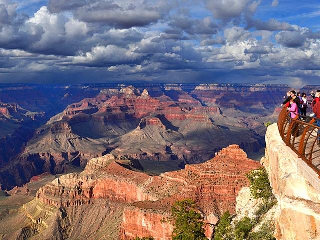 Национальные парки мира: Национальный парк Гранд-Каньон