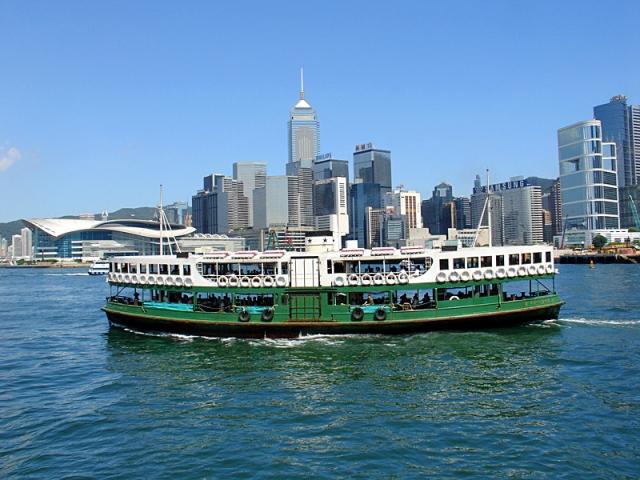 Цікаві місця Гонконгу: Star Ferry